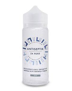 Antiseptik za dezinfekciju ruku | 70% alkohola | pakiranje 120 ml - Hrvatski proizvod