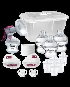 Tommee Tippee® Set za dojenje Made for Me™