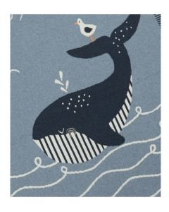 Mamas & Papas pletena dekica - Whale