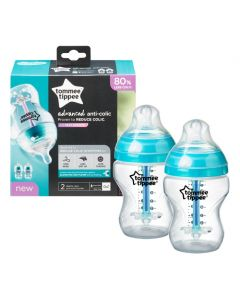 TOMMEE TIPPEE Advanced ANTI-COLIC BOČICE 2 komada