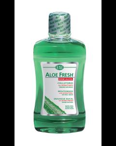 """ALOE FRESH """"MOUTHWASH"""" bezalkoholna otopina za higijenu usne šupljine i njegu desni"""