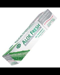 "ALOE FRESH ""WHITENING"" zubna gel pasta s retard učinkom"
