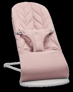 BabyBjörn Bliss Cotton Petal ležaljka - Dusty Pink