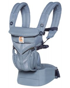 Ergobaby Cool Air Omni 360 nosiljka - Oxford Plava