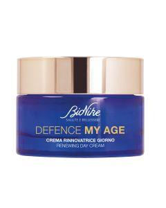 BIONIKE DEFENCE MY AGE Renewing day cream - hidratizirajuća i hranjiva dnevna krema za zrelu kožu
