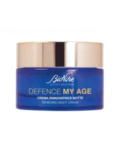 BIONIKE DEFENCE MY AGE Renewing night cream - bogata i hranjiva noćna krema za zrelu kožu, 50 ml