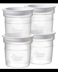 Tommee Tippee® CTN posudice za pohranu majčina mlijeka, 60ml