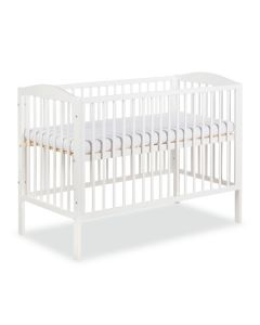 Klups dječji krevetić Henry - 120x60cm - White