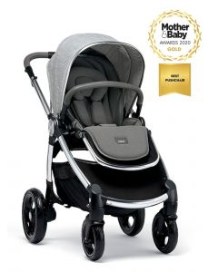 Mamas & Papas Ocarro 2u1 kolica - Signature Edition Skyline Grey