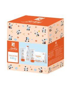 BIONIKE TRIDERM BABY komplet dječje kozmetike u kutiji (4 proizvoda + POKLON)