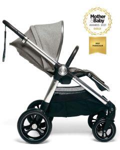 Mamas & Papas Ocarro 1u1 kolica - Signature Edition Woven Grey